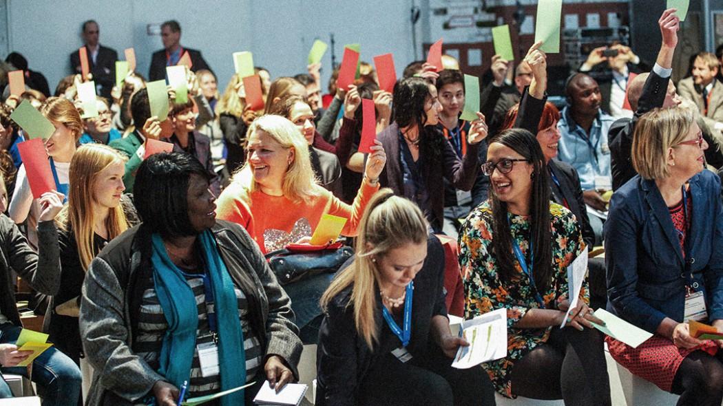 Engagement Global, Foto: Sebastian Zell